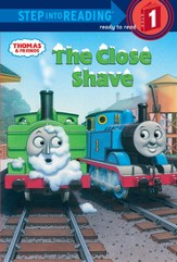 Thomas and Friends: The Close Shave (Thomas & Friends) - eBook