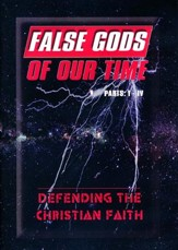 False Gods of Our Time, DVD