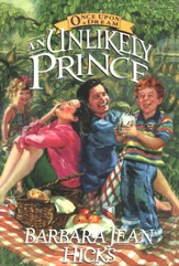An Unlikely Prince - eBook