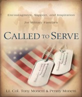Called to Serve: Encouragement, Support and Inspiration for Military Families - eBook
