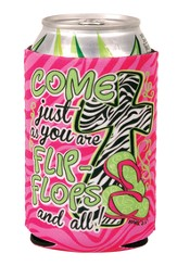 Come Just As You Are, Flip Flops Can Cooler