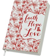 Faith, Hope & Love Journal