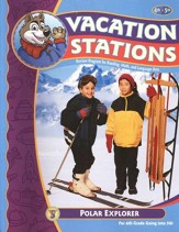 BJU Vacation Stations Book 5: Polar Explorer Grades 4-5