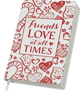 Friends Love At All Times Journal