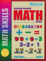 Learning Essential Math Skills, Book K, Grade K
