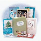 Christmas Card Value Box of 50