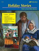 Holiday Stories Book--2s & 3s