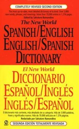 The New World Spanish/English English/Spanish