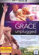 Grace Unplugged: Special Collector's Edition, DVD + Digital Copy