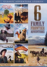 6 Family Frontier Adventures DVD