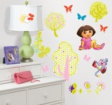 Dora, Vinyl Wall Stickers