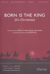 Born Is the King (It's Christmas) Anthem