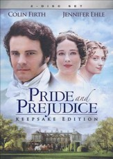 Pride and Prejudice: The Keepsake Edition, 2-Disc Set
