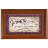 Serenity Prayer, Music Box