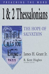 1 & 2 Thessalonians: The Hope of Salvation - eBook