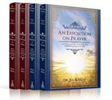 An Exposition on Prayer: Igniting the Fuel to Flame Our Communication with God - eBook