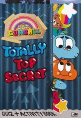 Totally Top Secret Quiz and Activity Book