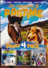 Family 4 Pack: Adventures of Ragtime/My Uncle/Fairy King of Ar/Picture Perfect