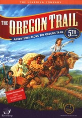 The Oregon Trail 5th Edition (Enhanced Educational  Version) CD-ROMs