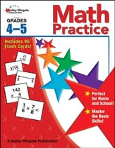 Kelley Wingate Math Practice Grades 4-5