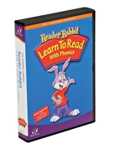 Reader Rabbit Learn to Read with Phonics for Schools CD-Roms