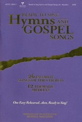 Ready-to-Sing Hymns & Gospel Songs