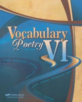 Vocabulary & Poetry VI