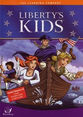 Liberty's Kids, Enhanced Educational School Version CD-ROM
