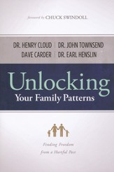 Unlocking Your Family Patterns: Finding Freedom from Imperfect Family Experiences - eBook