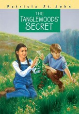 The Tanglewoods' Secret - eBook