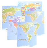 World History Maps (Grade 7)