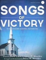Songs Of Victory (SATB) Large Print, No Repeats