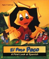 El Pato Paco: A First Look at Spanish on CD-ROM