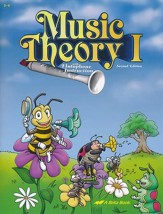 Music Theory Book 1 Student Book (Grades 3 & 4)