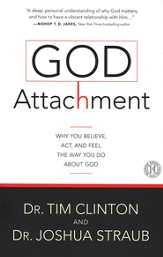 God Attachment: Why You Believe, Act, and Feel the Way You Do About God (slightly imperfect)