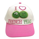 VeggieTales, I Love French Peas Cap