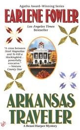 Arkansas Traveler, a novel
