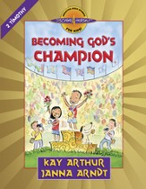 Becoming God's Champion: 2 Timothy - eBook