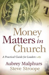 Money Matters in Church: A Practical Guide for Leaders - eBook