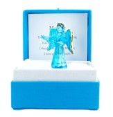 Mother, Angel in Silk Gift Box