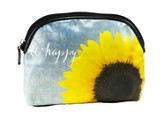 Be Happy Cosmetic Bag