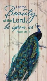 Let the Beauty Of the Lord Be Upon Us Wall Art