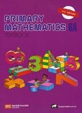 Singapore Math: Primary Math Textbook 6A US Edition