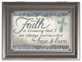Faith Is Knowing Music Box