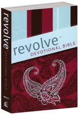 NCV Revolve Devotional Bible, Softcover  - Slightly Imperfect