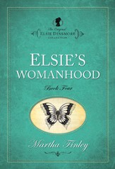 Elsie's Womanhood - eBook