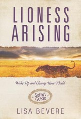 Lioness Arising Safari Guide