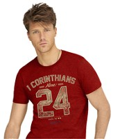 Nine 24 Shirt, Red, Large