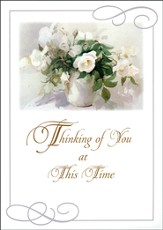 Sympathy Greeting Cards, Value Box of 24