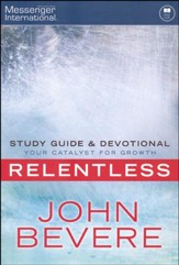 Relentless Study Guide & Devotional
